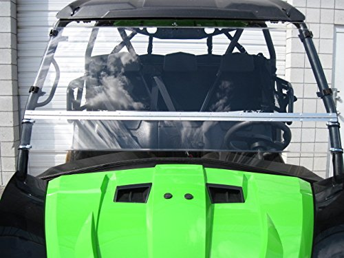 Arctic-Cat-Prowler-XT-2015-Scratch-Resistant-Lexan-Full-Tilt-Windshield-We-need-to-know-what-kind-of-roof-you-have-Also-check-emailjunk-mail-file-after-order-is-placed