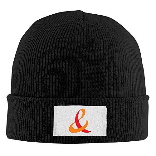 unisex-beanies-france-telecom-logo-and-black