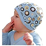 Lovedbaby Baby Hat 0 3 Months Blue Spots