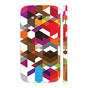Enthopia Designer Hardshell Case Abstract Art 2 Back Cover for Samsung Galaxy Grand 2