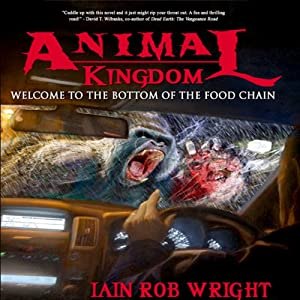 Animal Kingdom: An Apocalyptic Novel Audiobook