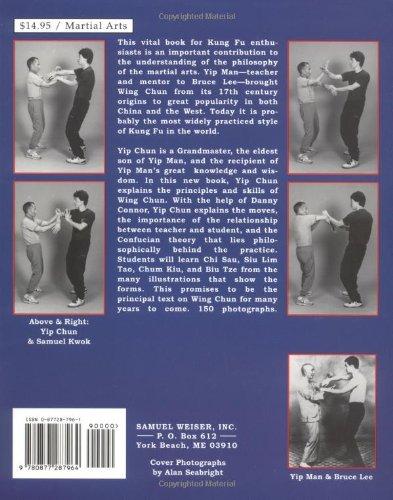 Wing Chun Martial Arts: Principles & Techniques: Principles and Techniques