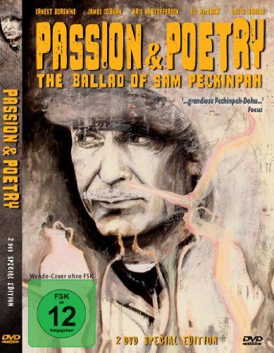 Passion & Poetry - The Ballad Of Sam Peckinpah (Special Edition) [2 DVDs]