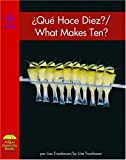 ¿Que hace diez? / What Makes Ten? (Yellow Umbrella Books: Math Bilingual) (Spanish Edition)