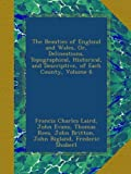 img - for The Beauties of England and Wales, Or, Delineations, Topographical, Historical, and Descriptive, of Each County, Volume 6 book / textbook / text book