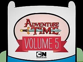 Adventure Time, Volume 5