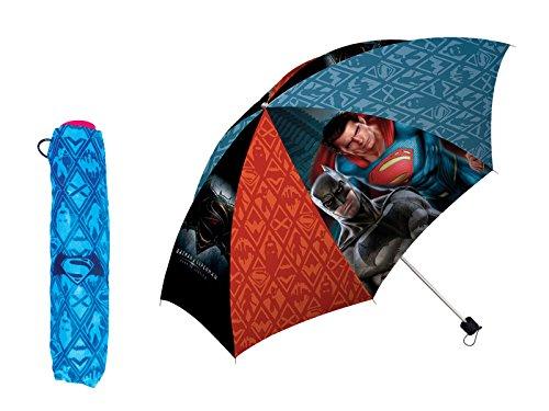 Batman v Superman - Ombrello pieghevole manuale 55cm
