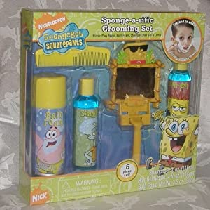 Amazon Com Nickelodeon Spongebob Squarepants Sponge A