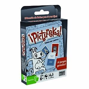 Juegos Hasbro - Pictureka Juego De Cartas 04909546