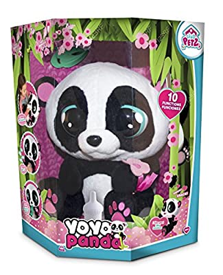 Club Petz 95199 Yo Yo The Panda Toy