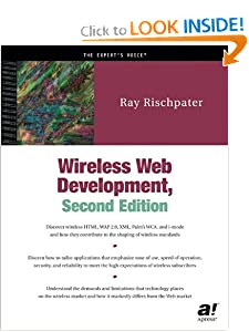 Wireless Web Development, Second Edition Ray Rischpater