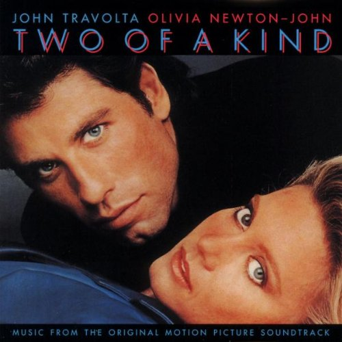 Original album cover of Two Of A Kind (1983 Film) by Olivia Newton-John, John Travolta, et al.