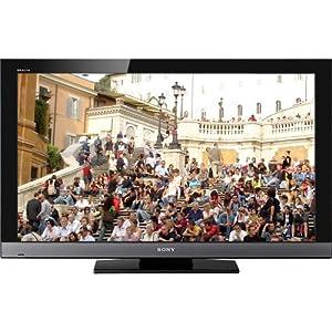 Sony BRAVIA EX 400 Series 32-Inch LCD TV, Black