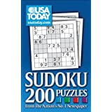 USA TODAY Sudoku: 200 Puzzles from the Nation's No. 1 Newspaper ~ USA TODAY