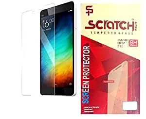 Scratch Pruff Tempered Glass For Xiaomi Red Mi Note