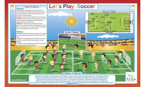 Soccer Placemat