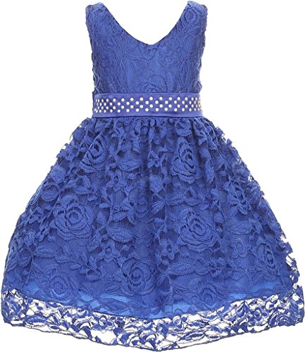 flower-girl-dress-v-neck-accented-spendax-lace-for-baby-infant-royal-18m-s3038h