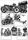Les motos cultes par Mirror