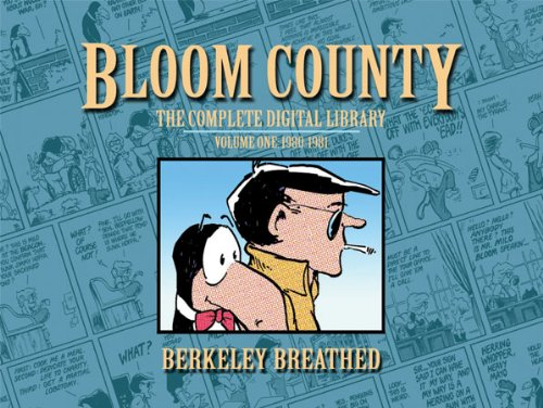 Bloom County Digital Library Vol. 1-3 For $7 Each!