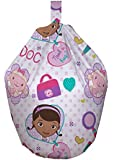 Disney Doc McStuffins Hugs Kids Pink Purple Seat Beanbag Bean Bag With Filling