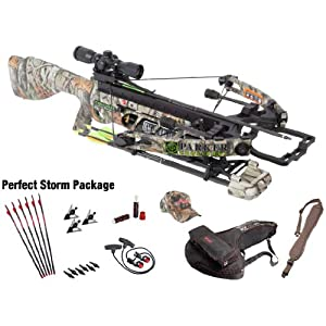 Parker X110-PS Concorde Crossbow, Camo Soft Touch Finish by Parker