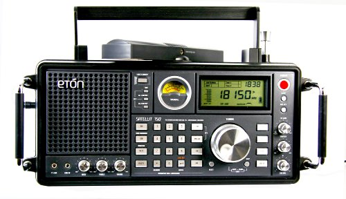 Eton Satellit 750 FM Stereo/LW/MW/SW/Airband + SSB (Single Side Band) PLL Synthesized Desktop Receiver Black Friday & Cyber Monday 2014