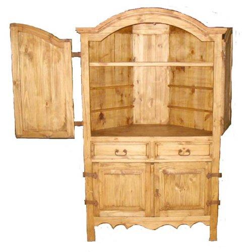 Corner Bedroom Armoire