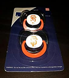 Baby Fanatic Pacifier, San Francisco Giants
