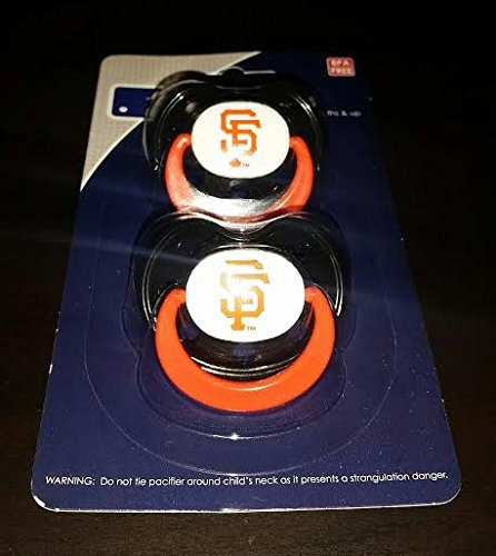 Baby Fanatic Pacifier, San Francisco Giants - 1