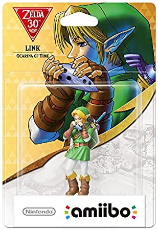 Ocarina of Time Link amiibo - TLOZ Collection (Nintendo Wii U/3DS/Nintendo Wii U)