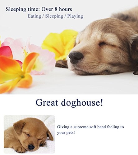 Yaying-Cama-Para-Mascotas-Casa-Perrito-Gato-Dog-Bed-House-Pueden-limpiarse