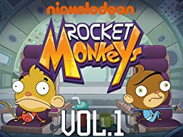 Rocket Monkeys Volume 1