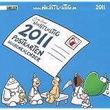 """Nichtlustig Postkartenkalender 2011von """"Joscha Sauer"""""""