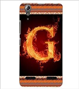 PrintDhaba GRANDbet G D-2534 Back Case Cover for LENOVO A6000 (Multi-Coloured)