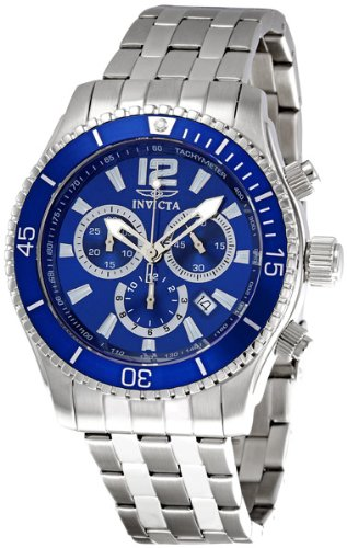 Invicta Men's 0620 II Collection Chronograph Stainless Steel Watch