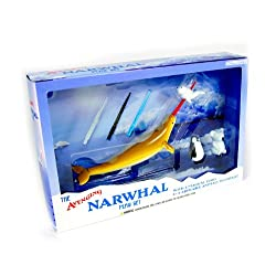 Funny product AVENGING NARWHAL PLAYSET