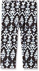 Fox Girls' Trousers  (Black and White_10 years_710209)