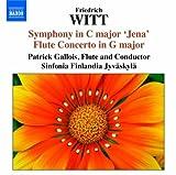 Witt: Symphony In C [Patrick Gallois] [Naxos: 8.572089]