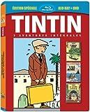 echange, troc Tintin - 3 aventures - Vol. 2 : L'ïle noire + L'oreille cassée + Le Sceptre d'Ottokar [Blu-ray]