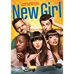 New Girl: The Complete Second Season
