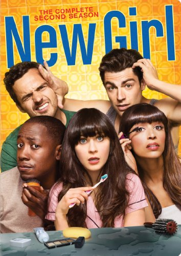New Girl: The Complete Second Season starring Zooey Deschanel and Lamorne Morris, Mr. Media Interviews