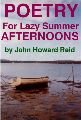 Poetry for Lazy Summer Afternoons
