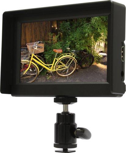 エーディテクノ 5型HDMI端子搭載デジタル一眼レフカメラ用液晶モニター CL5585H