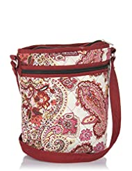 Home Heart Hipster Cross Body Bag Quilted For Women - B00MMDEQZI