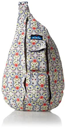 KAVU Rope Bag, Folk Fest, One Size