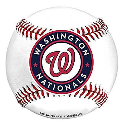 MLB Washington Nationals Baseball Magnets