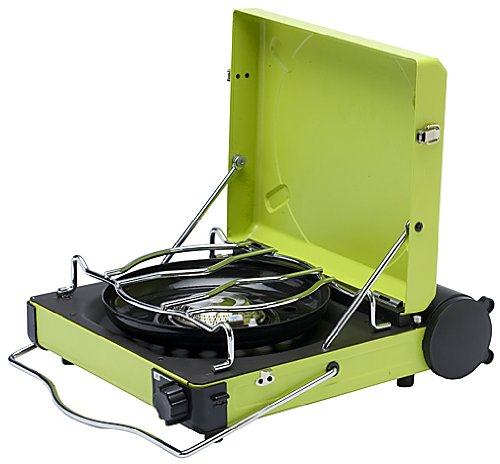 IWATANI cassette Fu Marvelous Fresh Green [W windshield / indoor and outdoor combined of the top cover and the windshield ring] CB-MVS-1FG