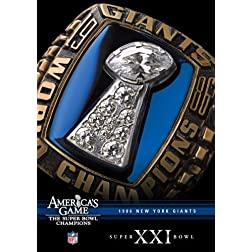 NFL America's Game: 1986 GIANTS (Super Bowl XXI)