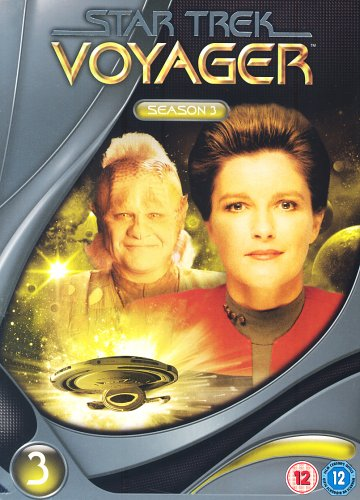 Star Trek Voyager  - Season 3 (Slimline Edition)