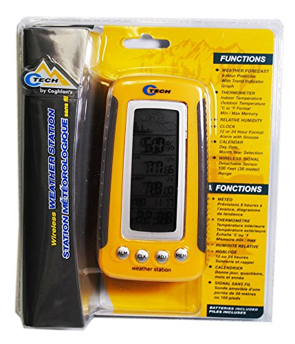 Coghlan's C Tech Weather Station Camping Hiking Outdoor Equipment